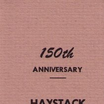 Image of Commemorative seals for th 150th anniversary of the Haystack Prayer Meeting