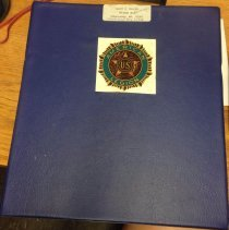 Image of Photograph Album of American Legion and Memorial Day Parade