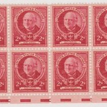 Image of Mark Hopkins Stamps_1940