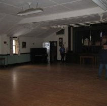 Image of Grange Hall and stage