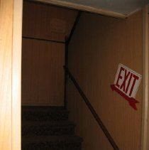 Image of Grange_stairs to exit