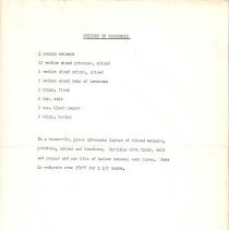 Image of Dinner Meats for Hart Cookbook