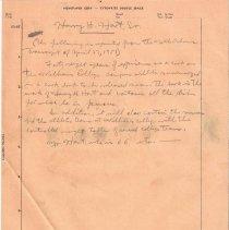 Image of Handwritten Copy of Cookbook T