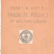 Image of Hand Drawn Copy of Hart's Cook