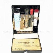 Image of Urine Sugar test case