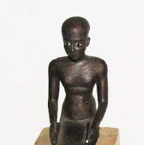 Image of Imhotep statue
