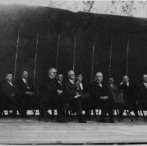 Image of Adolf at picnic 1929
