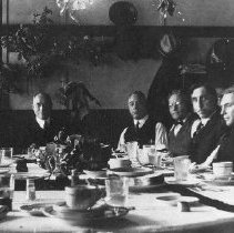 Image of Company birthday for Adolph