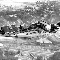 Image of Aerial Decatur Foundry