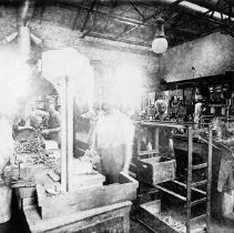 Image of Mueller Co. Brass Workers Circa 1890s