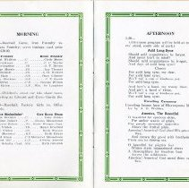 Image of Picnic Program  2 &3