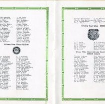 Image of Picnic Program pages 10 & 11