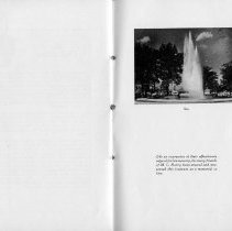 Image of Memorial Pamphlet Pages 18 & 19