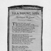 Image of 1995.1.750 - Poem
