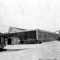 Image of Port Huron Plant-brass finishing building--exterior