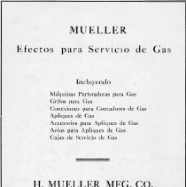 Image of Mueller Catalogue in Spanish