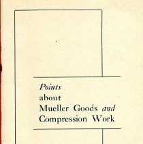 Image of Catalogue Title page