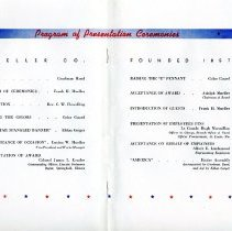 Image of Program pages 6 & 7
