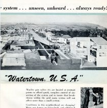 Image of Watertown  Centerfold right side