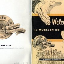 Image of 1996.34.11 - Handbook, employee