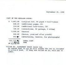Image of 1999.13.16 - list
