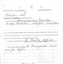 Image of 2000.3.219 - Certificate