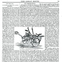 Image of The Great South  Page 13 mention of Mueller & Sons