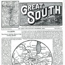 Image of The Great South publication  Cover