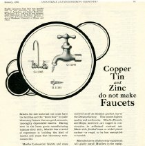 Image of Advertising Mueller Co. Faucets