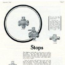Image of Advertising Mueller Brass Stops