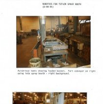 Image of Capital Budget Study page 10  Teflon Spray Booth