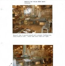 Image of Capital Budget Study page 11  Teflon Spray Booth
