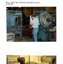 Image of Capital Budget Study page 17  Drill Press & Centering Machine Project