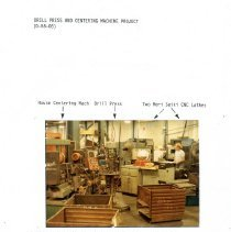 Image of Capital Budget Study page 19  Drill Press & Centering Machine Project
