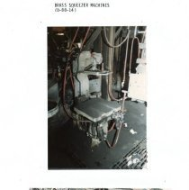 Image of Capital Budget Study page 27  Brass Squeezer Machines