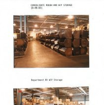 Image of Capital Budget Study page 3   Rough and WID Storage