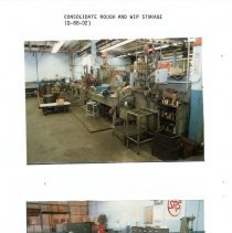 Image of Capital Budget Study page 6  Rough and WID Storage