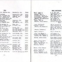Image of Directory pages 1 & 2