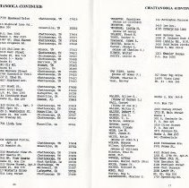 Image of Directory of Retirees 1988  pages 16 & 17