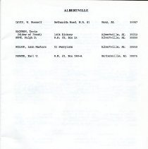Image of Directory of Retiress 1988  page 1