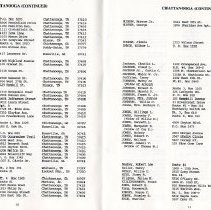 Image of Directory of Retirees  1988  pages 10 & 11