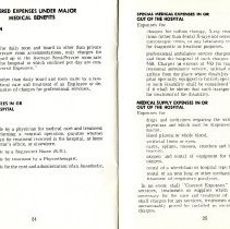 Image of Group Benefits 1977  pages 24 & 25