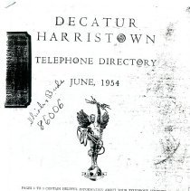 Image of 2002.2.15 - Directory, Telephone