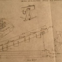 Image of 2005.14.21 - Drawing, Architectural