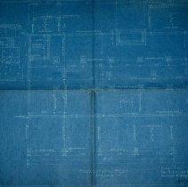 Image of 2005.14.3 - Blueprint