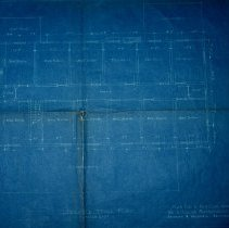 Image of 2005.14.5 - Blueprint