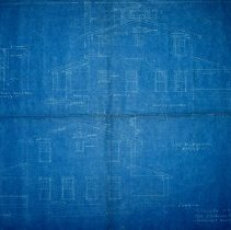 Image of 2005.14.7 - Blueprint