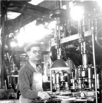 Image of Mueller Employee J.W. Baldwin