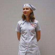 Image of Red Cross Uniform  2