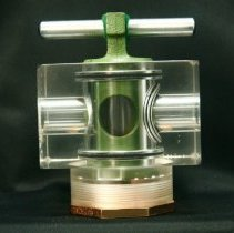 Image of valve - Model of water oriseal valve